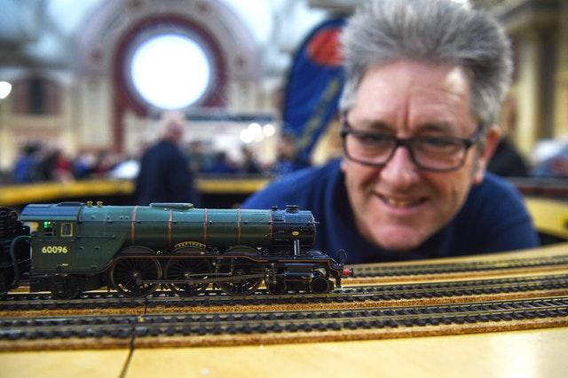 London Model Engineering Exhibition 2019