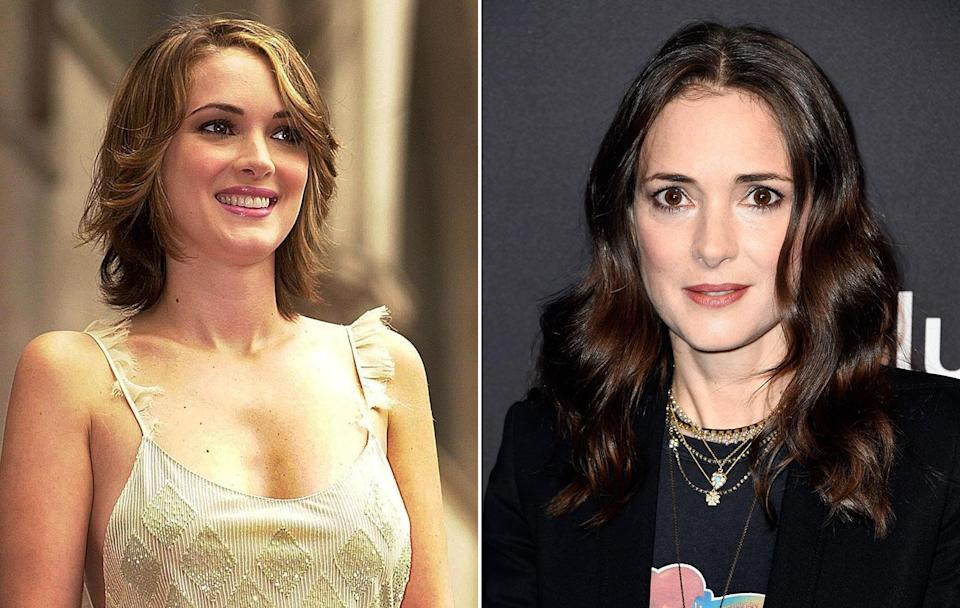 <p>There are<em> Stranger Things</em> than this actress looking the same as she did in <em>Girl, Interrupted</em> but it is pretty remarkable.(LUCY NICHOLSON/AFP/Getty Images) </p>