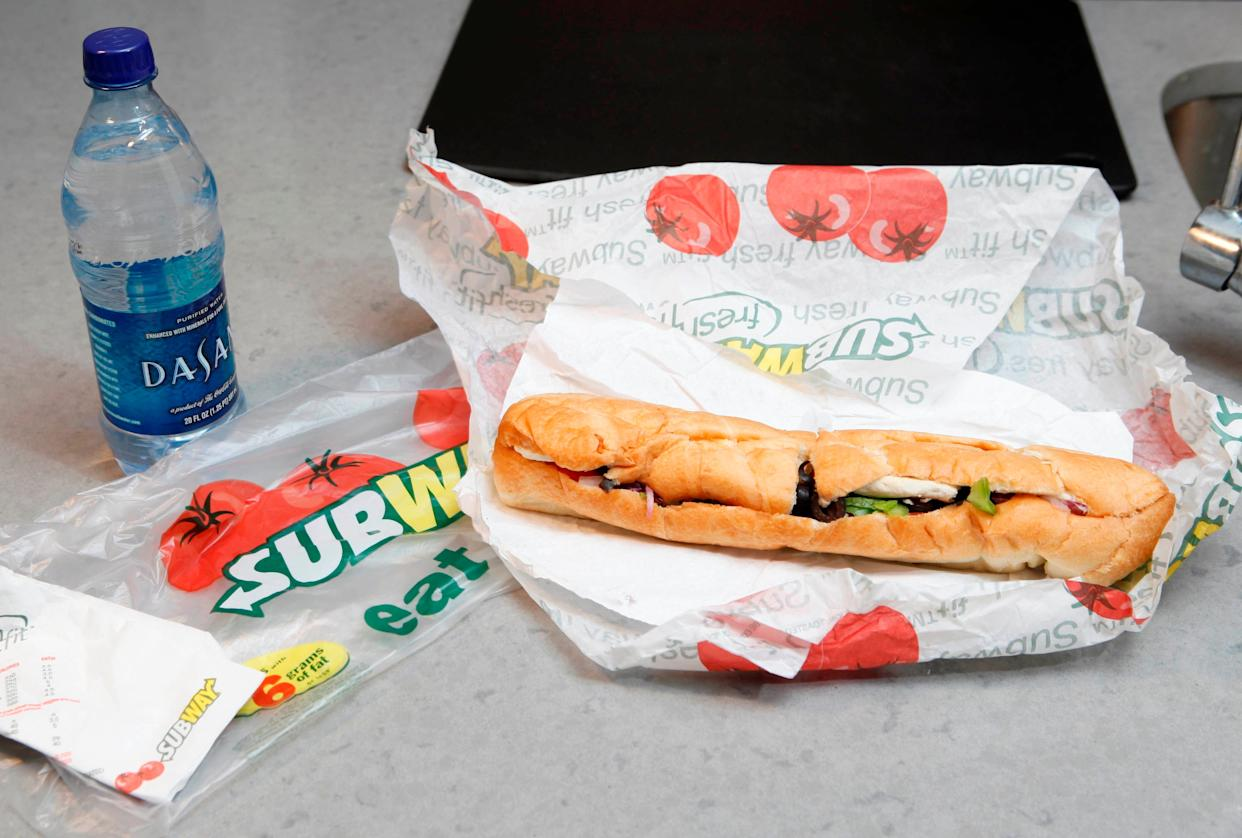 Subway places its ovens by the entrance of its stores, to purposefully entice passerby. The smell of Subway's bread baking is unlike any baking bread we've ever smelled.