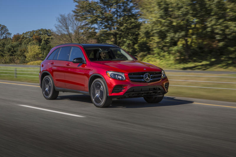 2016 mercedes benz glc 300 real world review for Pros and cons of owning a mercedes benz