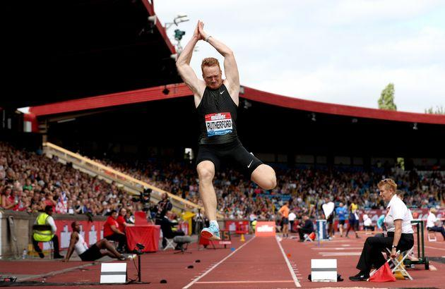 Greg is aretiredtrack and fieldathlete who specialised inlong jump