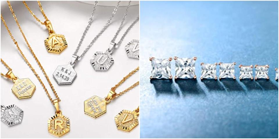 This Christmas, show your appreciation for the special people in your life with a beautiful piece of jewelry.