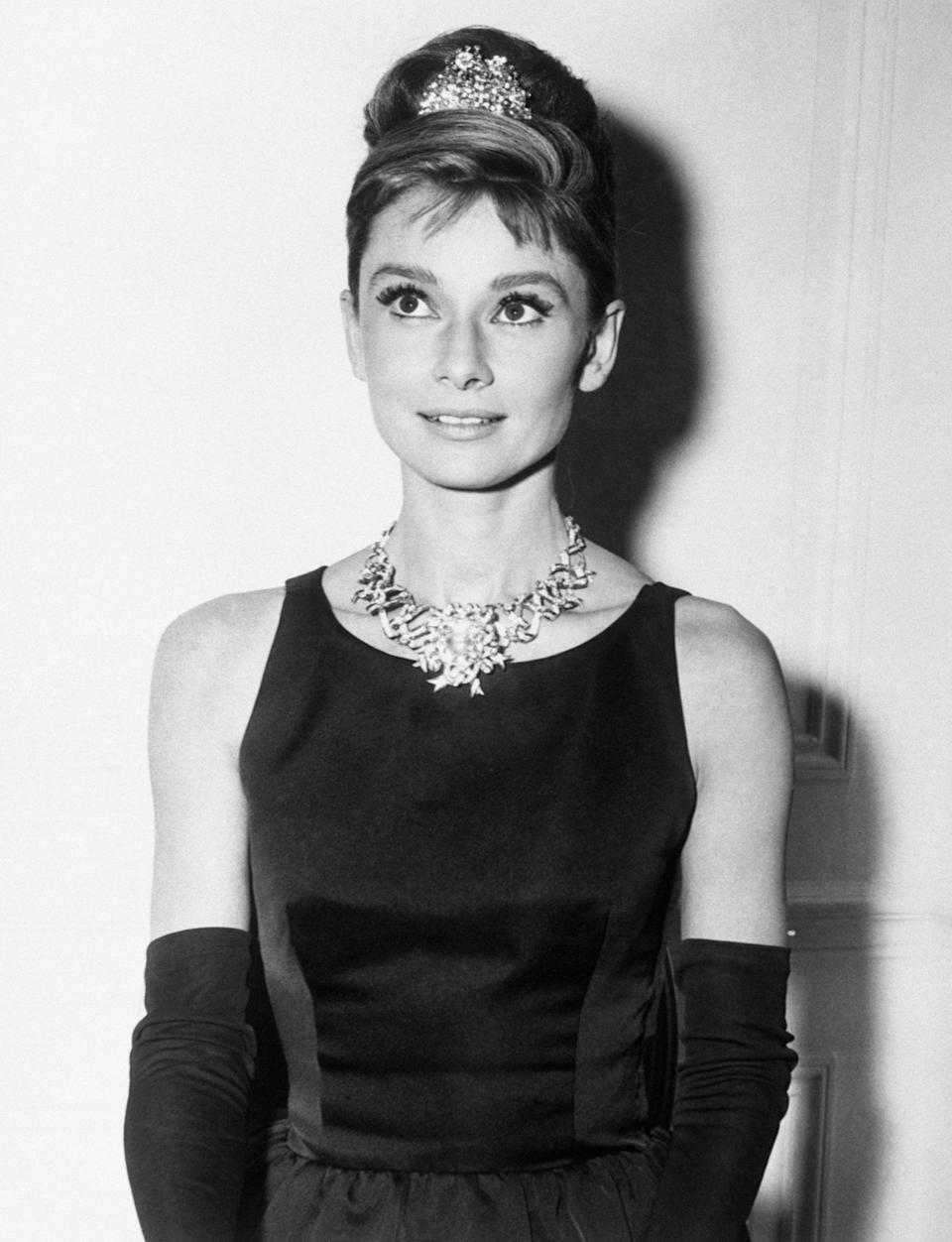<p>Audrey Hepburn won the Cecil B. DeMille Award in 1990, just three years before her death.</p>