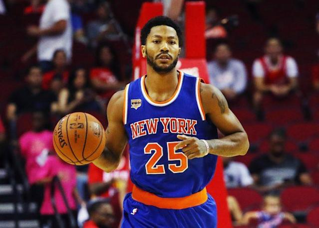 Derrick Rose isn't very popular these days. (Getty Images)