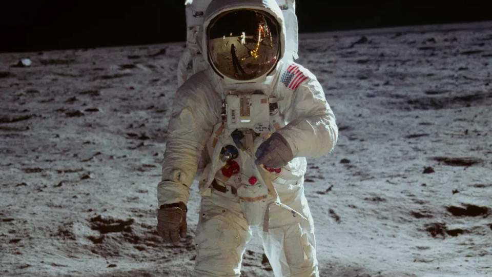 Documentary 'Apollo 11' tells the story of the 1969 moon landing. (Credit: Universal)