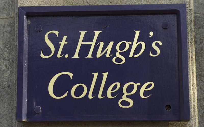 The event was due to be held at St Hugh's College this Saturday - Ian Jones Retained