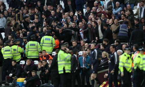 West Ham ready to pay for huge police presence at London Stadium