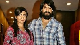 KGF star Yash and wife Radhika Pandit welcome a baby boy