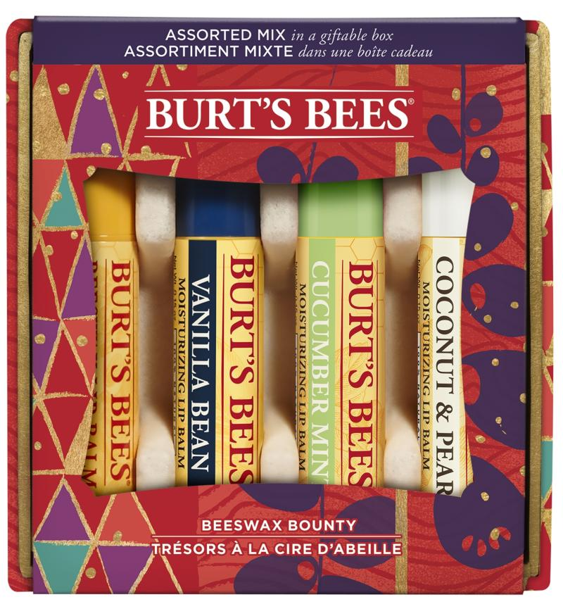 Burt's Bees Bounty Assorted Lip Collection - $19.99