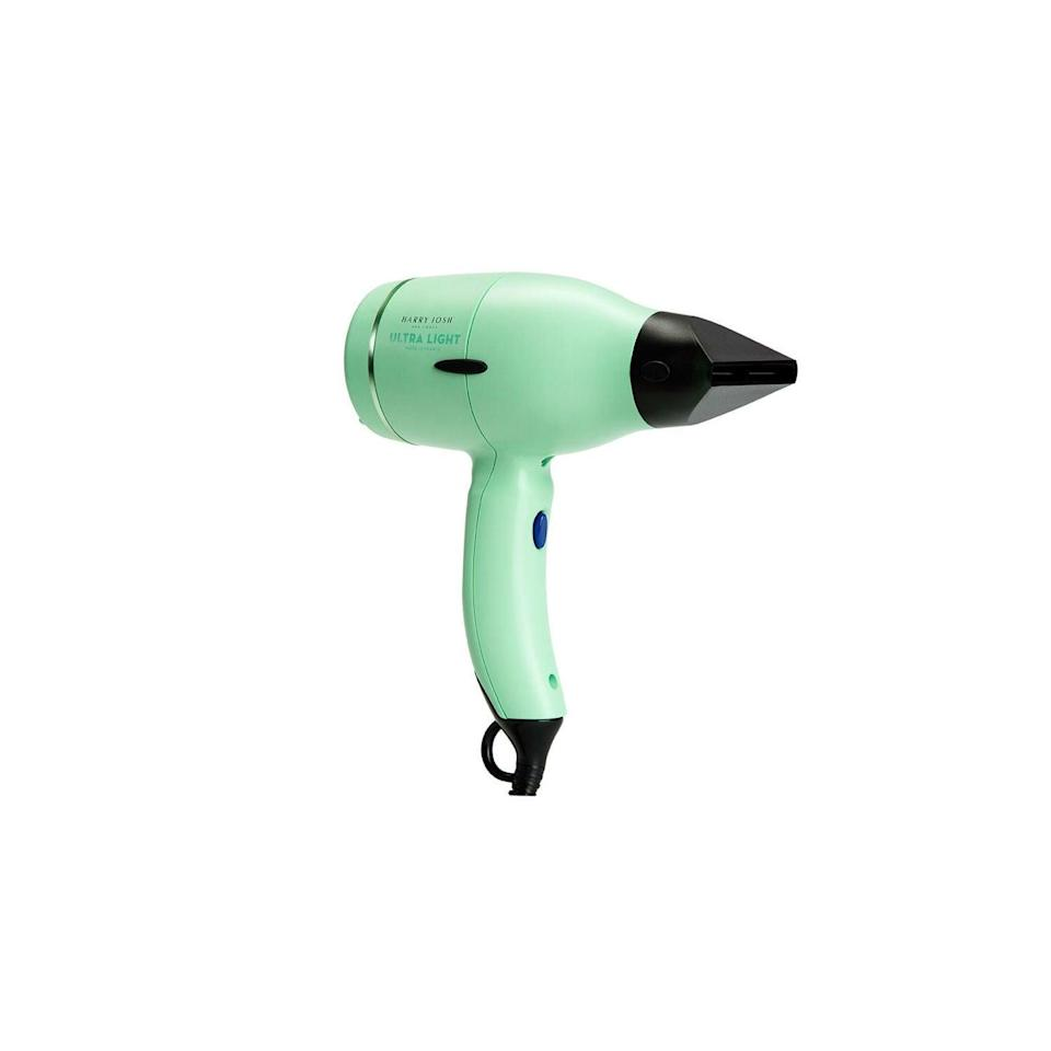 "<h3>Harry Josh Pro Tools Pro Dryer 2000</h3><br>""I will sacrifice shoes and outfits to fit this blowdryer in my carryon when I travel. It dries my thick, waist-length hair so fast, and I rarely have to follow up with an iron for smoothness or shine. It has cut my drying time in half — which means more exploring, and less time in the bathroom, while on vacation (whenever that happens again)."" — Cat Quinn, Beauty Director<br><br><strong>Harry Josh Pro Tools</strong> Pro Dryer 2000 (3 piece), $, available at <a href=""https://go.skimresources.com/?id=30283X879131&url=https%3A%2F%2Fwww.dermstore.com%2Fproduct_Pro%2BDryer%2B2000_50279.htm"" rel=""nofollow noopener"" target=""_blank"" data-ylk=""slk:DermStore"" class=""link rapid-noclick-resp"">DermStore</a>"