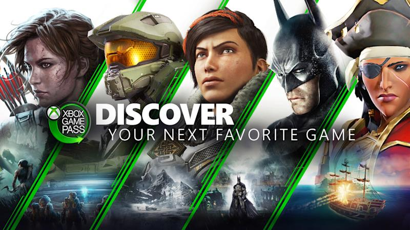 Microsoft Game Pass Ultimate Upgrade (up to 36 months)