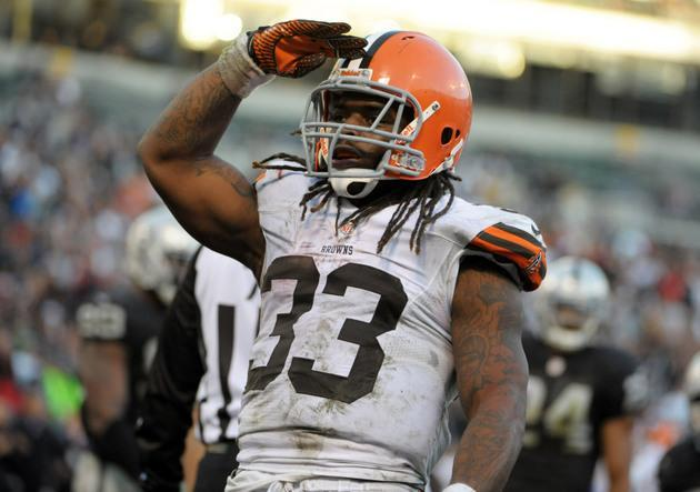 Cleveland Browns fans seem quite angry over the Trent Richardson trade