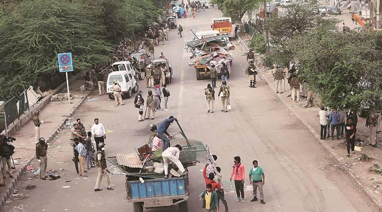 Hours into Delhi lockdown, on 101st day of sit-in, Shaheen Bagh cleared, police cite curbs