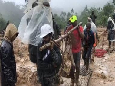 Landslide in Kerala Updates: Rescue ops to continue overnight, says CM Pinarayi Vijayan; NDRF team arrives at spot