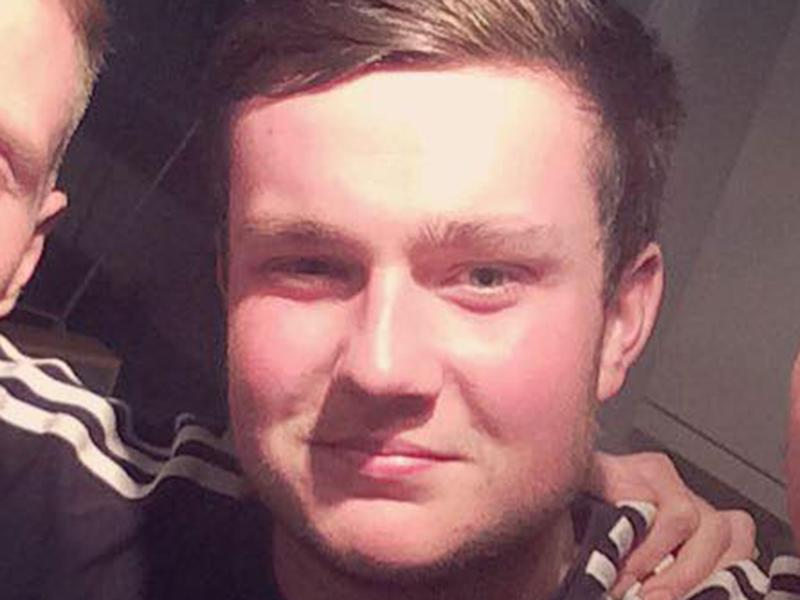 Cameron Russell, 20, died while on holiday in Bulgaria: Facebook