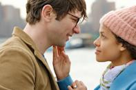 """<p>Oof, this one is really going to get you. Just read the tagline on IMDB: """"A couple who have known each other since eight are destined to be together until death do them apart."""" Abbie (Gugu Mbatha-Raw) and Sam (Michiel Huisman) have best friends since childhood and are engaged to be married when Abbie is suddenly given a terminal cancer diagnosis. Obviously, her next move is to go on the hunt for Sam's next love before she goes. You know, as one does. If this movie doesn't make you cry (and somehow laugh), then you might have a problem. </p> <p><a href=""""https://www.netflix.com/title/80184625"""" rel=""""nofollow noopener"""" target=""""_blank"""" data-ylk=""""slk:Watch now on Netflix."""" class=""""link rapid-noclick-resp""""><em>Watch now on Netflix.</em></a></p>"""