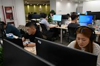 Developers have also made virtual idols, AI news anchors and even China's first virtual university student from XiaoIce