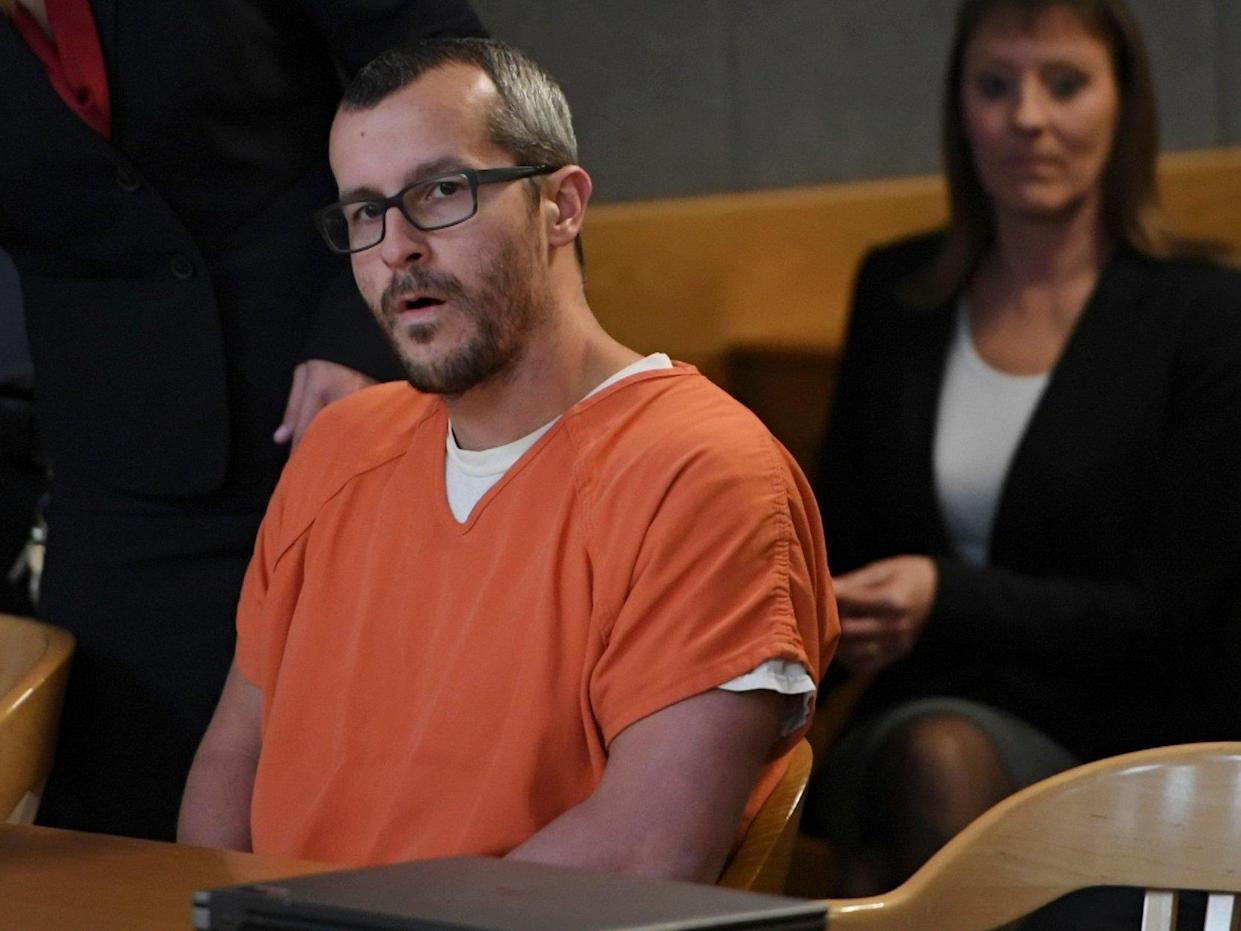 Watts admitted to killing his wife and two daughters: AP