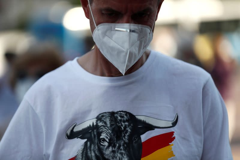 'We are culture', Spain's bullfight fans chant, seeking aid during pandemic