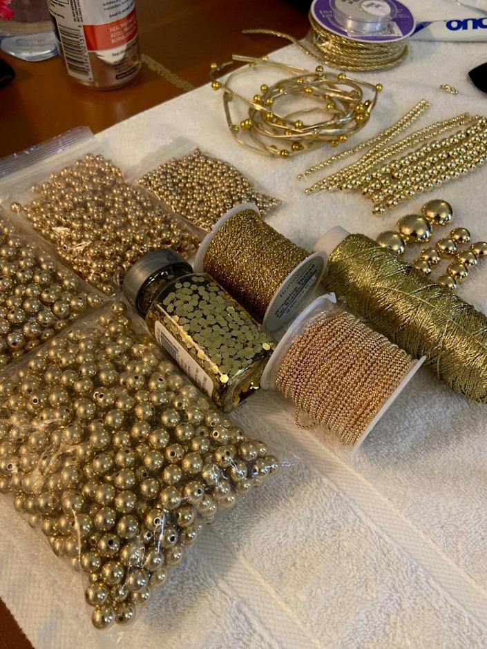 All the gold you could ever need.