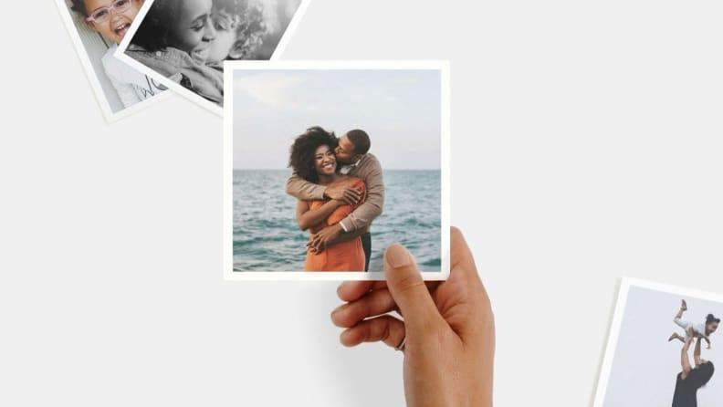 Best personalized grad gifts: Square prints