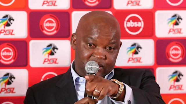 The Kagiso-born tactician has praised Amakhosi, who are looking to go all the way and clinch their fifth PSL title season