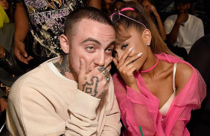 Ariana Grande Is Working on a Track About Mac Miller