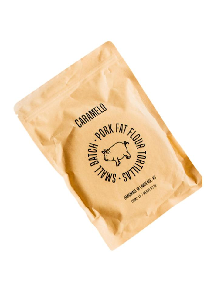"""<p>Act fast! The chewy, stretchy Sonoran-style tortillas — made with pork fat, duck fat or avocado oil — sell out online almost every week.</p> <p><strong>Buy it!</strong> $6 and up; <a href=""""https://www.caramelotortillas.com/"""" rel=""""sponsored noopener"""" target=""""_blank"""" data-ylk=""""slk:caramelotortillas.com"""" class=""""link rapid-noclick-resp"""">caramelotortillas.com</a></p>"""