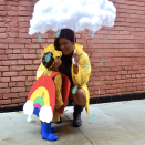 """<p>For a quick and easy costume, cover an umbrella in white cotton batting, hang a few construction paper raindrops from a ribbon, and slip on a traditional slicker. </p><p><a class=""""link rapid-noclick-resp"""" href=""""https://www.instagram.com/p/Ba6fcoCnbeN/"""" rel=""""nofollow noopener"""" target=""""_blank"""" data-ylk=""""slk:SEE MORE"""">SEE MORE</a></p><p><a class=""""link rapid-noclick-resp"""" href=""""https://www.amazon.com/Warm-Natural-Cotton-Batting-Craft-Size/dp/B000YYZSJA?tag=syn-yahoo-20&ascsubtag=%5Bartid%7C10072.g.33547559%5Bsrc%7Cyahoo-us"""" rel=""""nofollow noopener"""" target=""""_blank"""" data-ylk=""""slk:SHOP COTTON BATTING"""">SHOP COTTON BATTING</a></p>"""