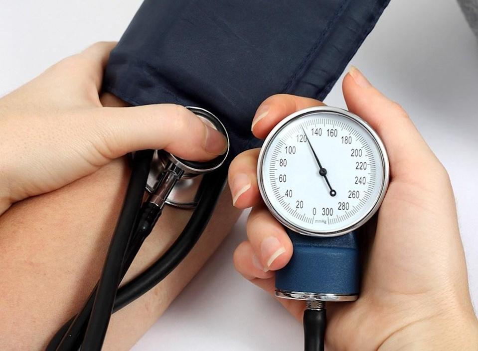 """If you're not regularly being screened, now's the time to make sure you're going to all your doctor's appointments. By doing so, your doctor can give you the tools you need to keep your heart healthy and catch anything that looks off. """"Make sure you've been screened for <a href=""""https://bestlifeonline.com/lower-blood-pressure-naturally/?utm_source=yahoo-news&utm_medium=feed&utm_campaign=yahoo-feed"""" rel=""""nofollow noopener"""" target=""""_blank"""" data-ylk=""""slk:high blood pressure"""" class=""""link rapid-noclick-resp"""">high blood pressure</a> and high cholesterol, and that you're taking medication to treat these if needed. If you have diabetes, work closely with your doctor to keep your blood sugar under control,"""" Kelly says. """"If you have a strong family history of heart disease, ask your doctor if you should take a cholesterol-lowering medicine known as a statin to reduce your risk of a heart attack. In borderline cases, a calcium scan of the heart can help inform the decision whether to take these medications."""""""