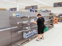 Supermarkets are now allowed to coordinate with each other on food supplies during the coronavirus crisis