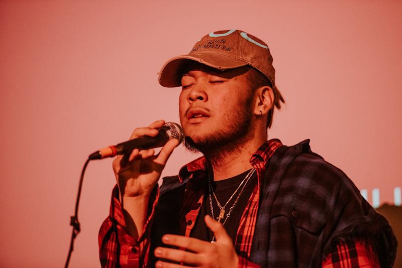 R&B artist Julius Casela has taken part in the scheme (Ben Bentley)