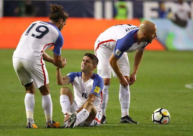 For the first time maybe ever, the USMNT isn't expected to continue its ascent at a World Cup. (Getty)