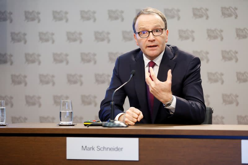 Nestle boss Schneider eyes more deals to bolster growth ambitions