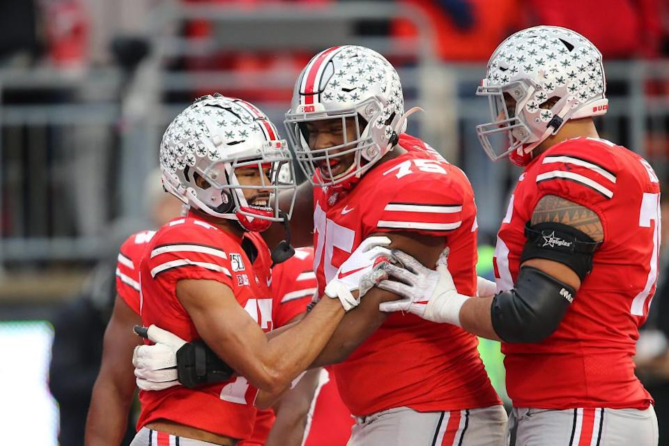 Ohio State football announces its six captains for the 2021 season