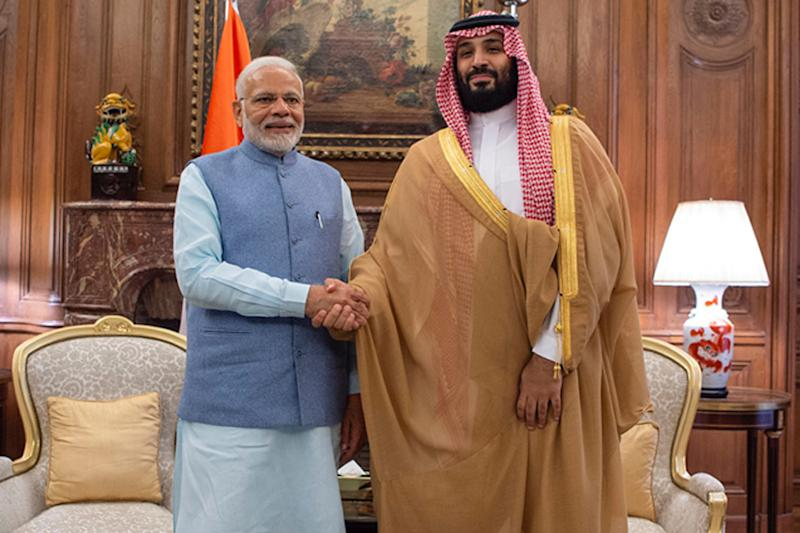 Amid Uncertainty in Afghanistan, Saudi Crown Prince's India Visit Raises Bigger Questions