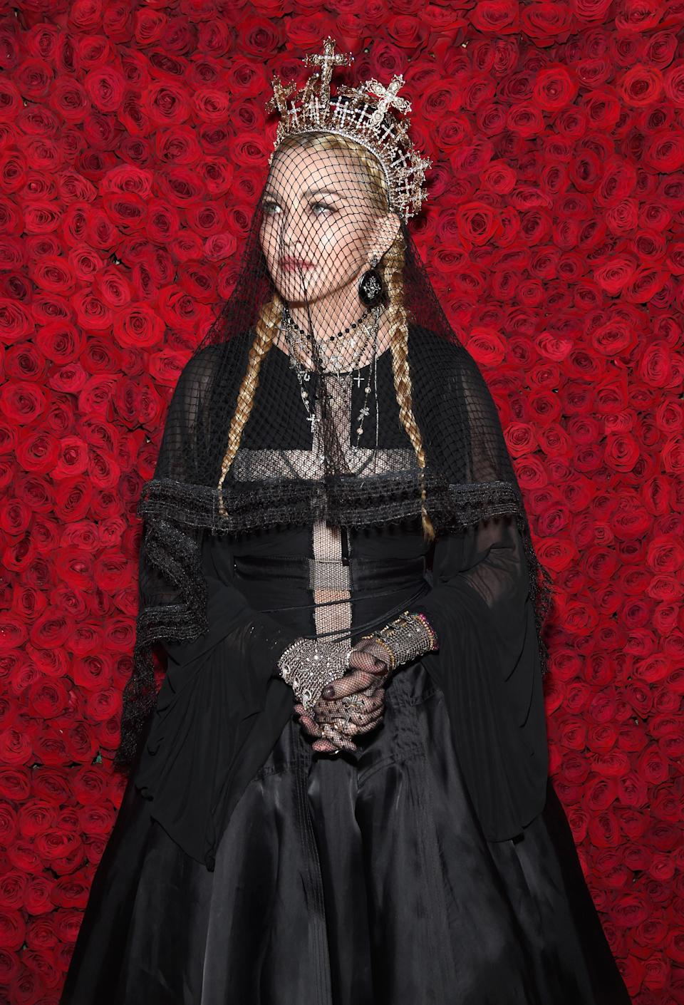 Madonna: still going strong at 60 [Photo: Getty]