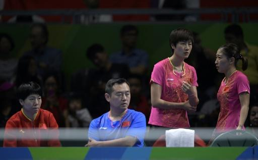 Table tennis: China 'ping-pong prince' suspended over casino  suit