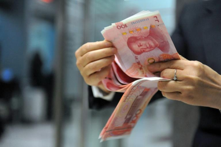 The Chinese economy grew 6.9% in 2015 and capital has been flowing out of the country due to worries over flagging growth, causing the currency to weaken