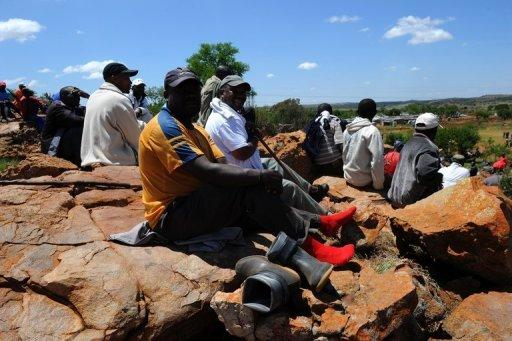 Silicosis suit could crush S.Africa's gold mining sector