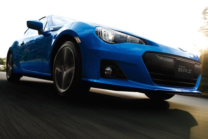 Subaru BRZ sales photo
