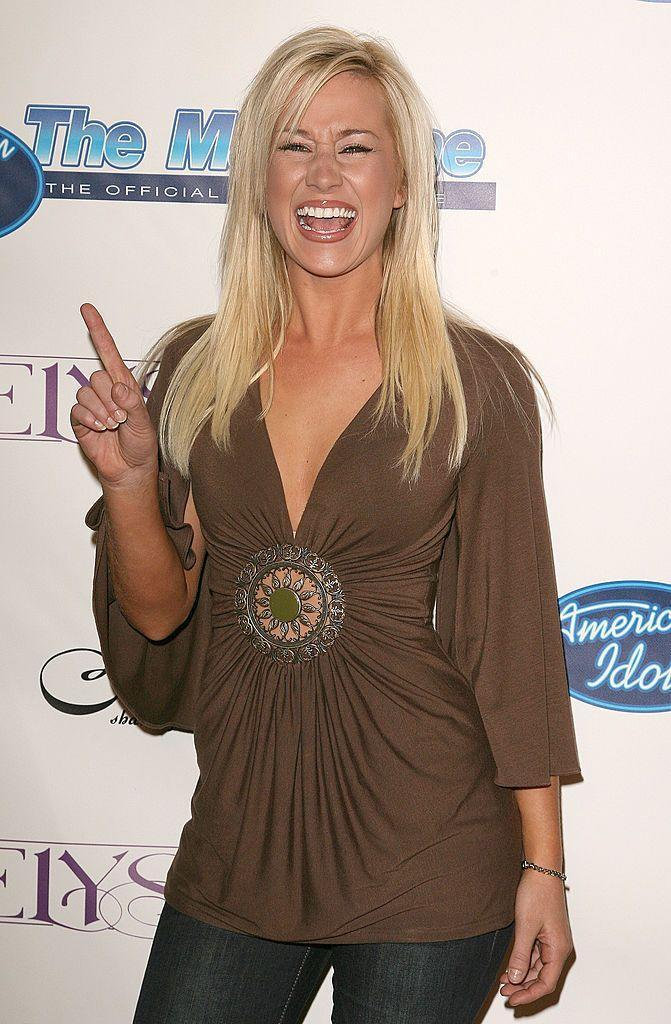 """<p>Even though she finished in sixth place, <a href=""""https://www.countryliving.com/life/entertainment/a25169969/kellie-pickler-husband-kyle-jacobs-love-story/"""" rel=""""nofollow noopener"""" target=""""_blank"""" data-ylk=""""slk:Kellie Pickler's"""" class=""""link rapid-noclick-resp"""">Kellie Pickler's</a> music career has still managed to soar. She went on to win <em>Dancing with the Stars</em> with her partner <a href=""""https://www.countryliving.com/life/entertainment/a30257433/derek-hough-injured-holiday-special/"""" rel=""""nofollow noopener"""" target=""""_blank"""" data-ylk=""""slk:Derek Hough"""" class=""""link rapid-noclick-resp"""">Derek Hough</a> and in 2016, she was inducted into the North Carolina Music Hall of Fame.</p>"""