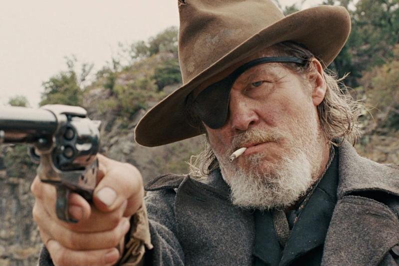 Jeff Bridges en True Grit