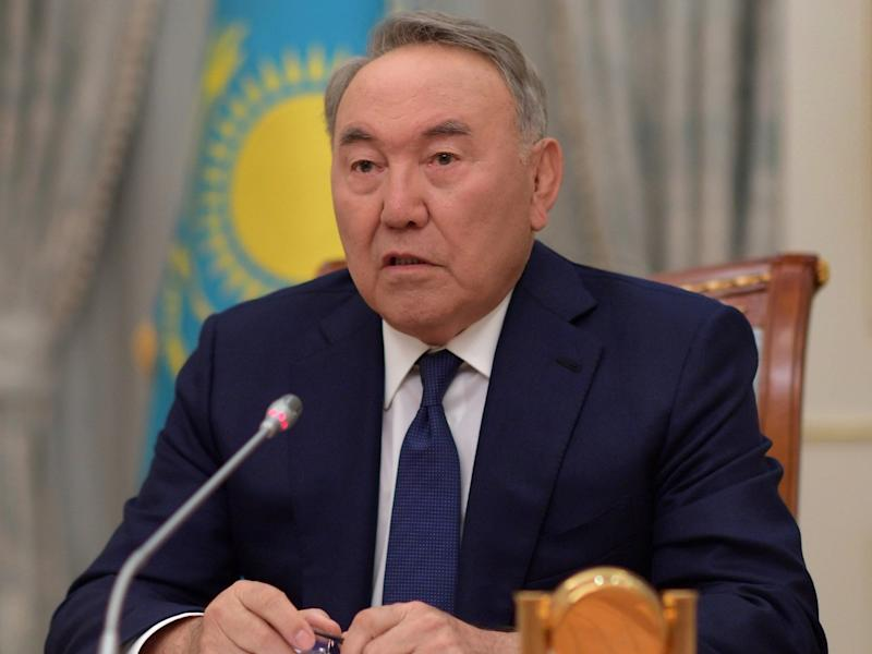 Kazakhstan president Nazarbayev resigns after almost three decades in power