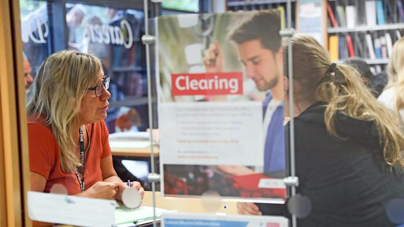 Clearing could be 'busiest' yet as students' gap year plans are disrupted – Ucas