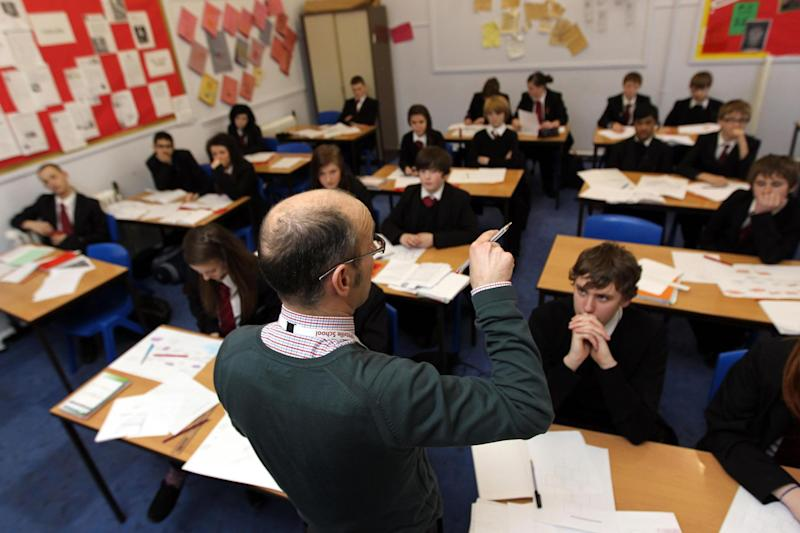 Schools: Some parents contributed more than £100 per year: PA