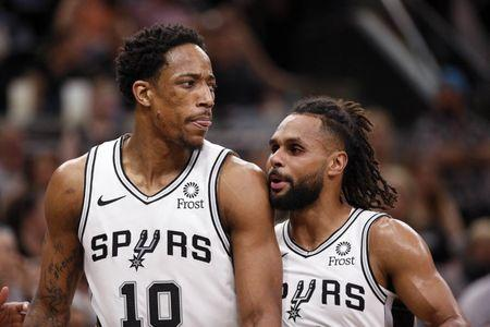 Nuggets beat Spurs to tie series at 2-2