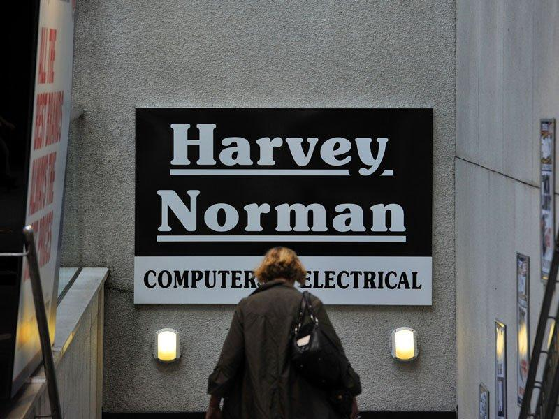 Harvey Norman profit plunges 32 per cent