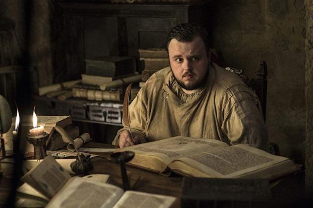 John Bradley as Samwell Tarly in HBO's <em>Game of Thrones.</em> (Photo: HBO)