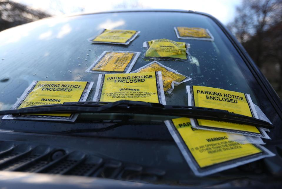Not all parking tickets are necessarily payable, a lawyer has argued (PA)